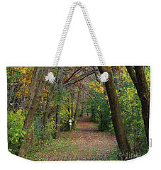 Through The Woods Weekender Tote Bag