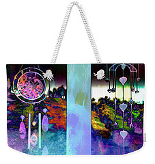 Through To The Groves Dusk Weekender Tote Bag