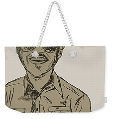Throwback Weekender Tote Bag