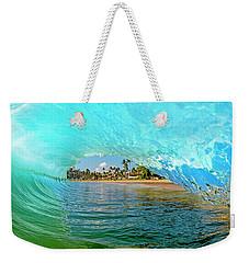 Thru The Looking Glass Weekender Tote Bag