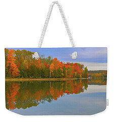Thumb Lake Weekender Tote Bag
