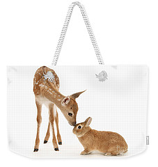 Thumper And Bambi Weekender Tote Bag