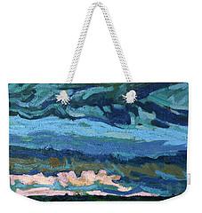 Thunder Cloud Weekender Tote Bag