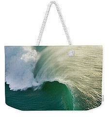 Thunder Curl Weekender Tote Bag