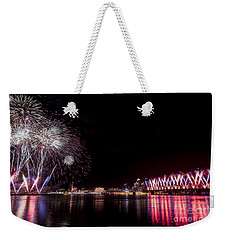 Thunder Over Louisville Weekender Tote Bag