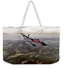 Thunder Road Weekender Tote Bag