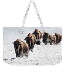 Thunderbeast Weekender Tote Bag
