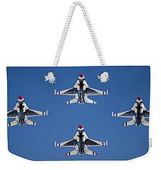 Thunderbird Diamond Weekender Tote Bag