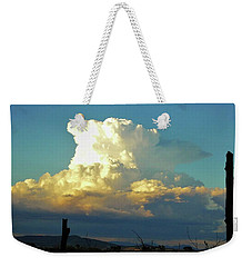 Thunderhead Cloud Weekender Tote Bag