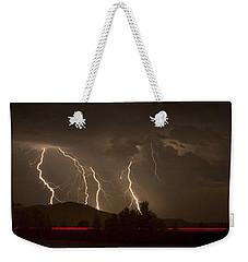 Thunderstorm IIi Weekender Tote Bag