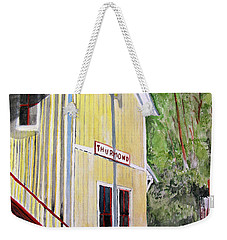 Thurmond Wv Train Station Weekender Tote Bag