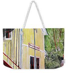 Thurmond Wv Train Station Weekender Tote Bag