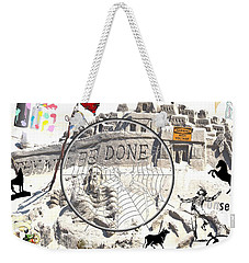 Thy Will Be Done Weekender Tote Bag