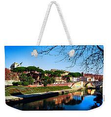 Tiber Island Weekender Tote Bag