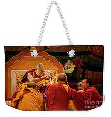 Tibetan_d124 Weekender Tote Bag