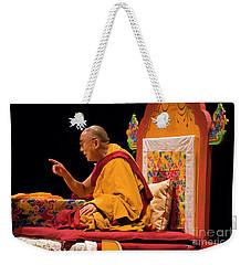 Tibetan_d149 Weekender Tote Bag