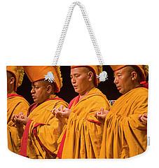 Tibetan_d303 Weekender Tote Bag
