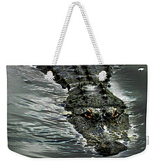 Weekender Tote Bag featuring the photograph Tick Tock by Anthony Jones