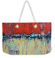 Ticket No. 72173 Weekender Tote Bag