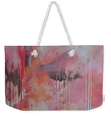 Tickled Pink 3 Weekender Tote Bag