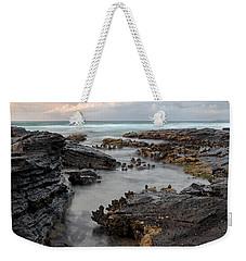 Tidal 2 Weekender Tote Bag