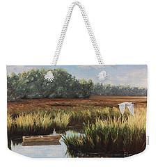 Tidal Creek Weekender Tote Bag