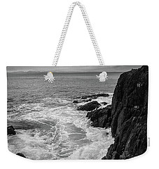 Tidal Dance Weekender Tote Bag