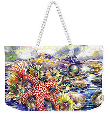 Tidal Pool I Weekender Tote Bag