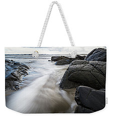 Tide Coming In Weekender Tote Bag