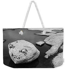 Tide Pool Boulder Weekender Tote Bag