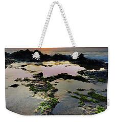 Tide Pools Weekender Tote Bag by James Roemmling