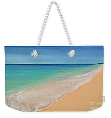 Tide Washing In Weekender Tote Bag