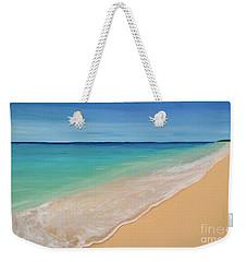 Tide Washing In Weekender Tote Bag