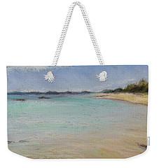 Tide's Retreat Weekender Tote Bag