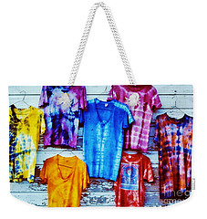 Grateful Dead Tie Dye Weekender Tote Bag