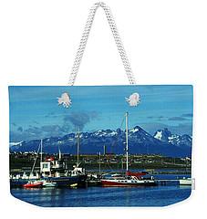 Tierra Del Fuego Weekender Tote Bag