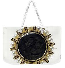 Tiffany Brooch 1868 Weekender Tote Bag