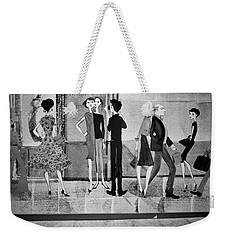 Tiffany Mural Weekender Tote Bag