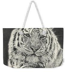 Tiger Drawing Weekender Tote Bag
