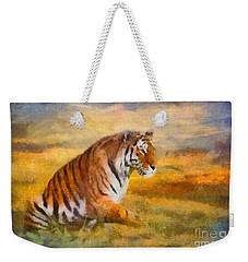 Tiger Dreams Weekender Tote Bag