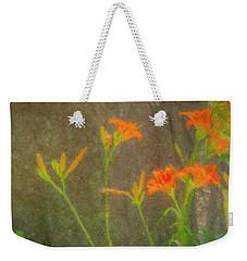 Tiger Lillies #2 Weekender Tote Bag