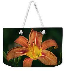 Tiger Lily II Weekender Tote Bag