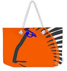Tiger Man Weekender Tote Bag