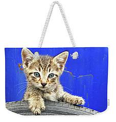 Tiger Paw Weekender Tote Bag