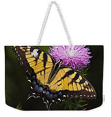 Tiger Swallowtail Weekender Tote Bag