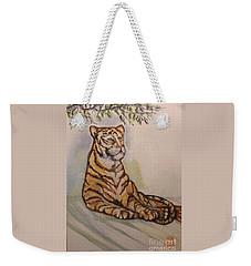 Tiger, Tiger Weekender Tote Bag