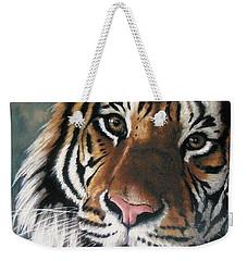Tigger Weekender Tote Bag by Barbara Keith