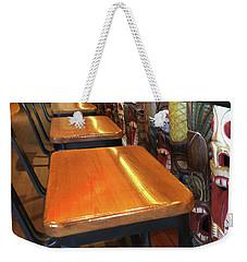 Tiki Bar Weekender Tote Bag