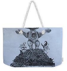 Tiki God Weekender Tote Bag