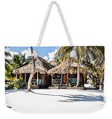 Tiki Huts Weekender Tote Bag